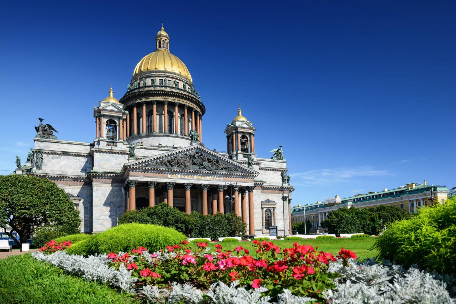 Санкт-Петербург стал одним из трёх лучших городов для празднования Дня Победы