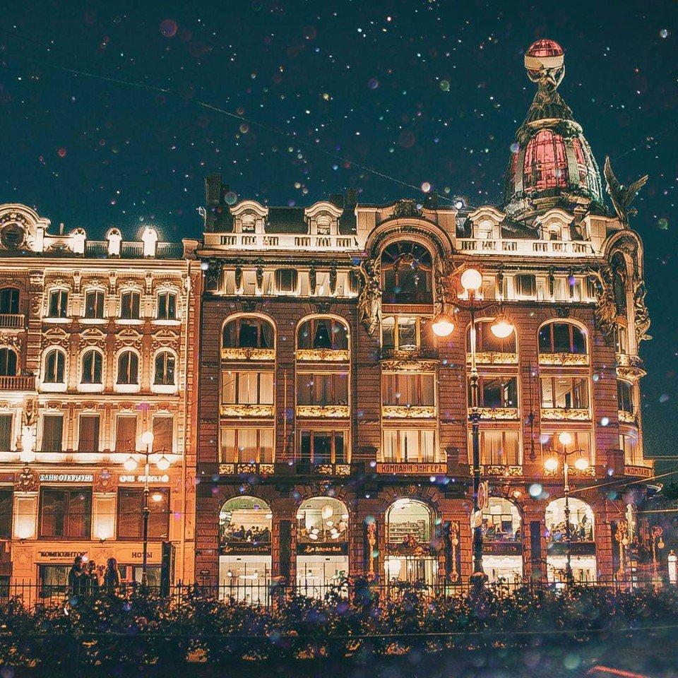 Уикенд на День народного единства в Санкт-Петербурге!!!!