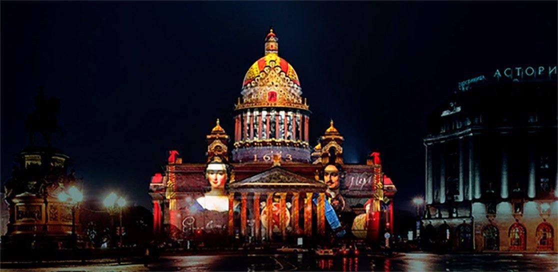 4-5 ноября не пропустите красочный фестиваль света!!!