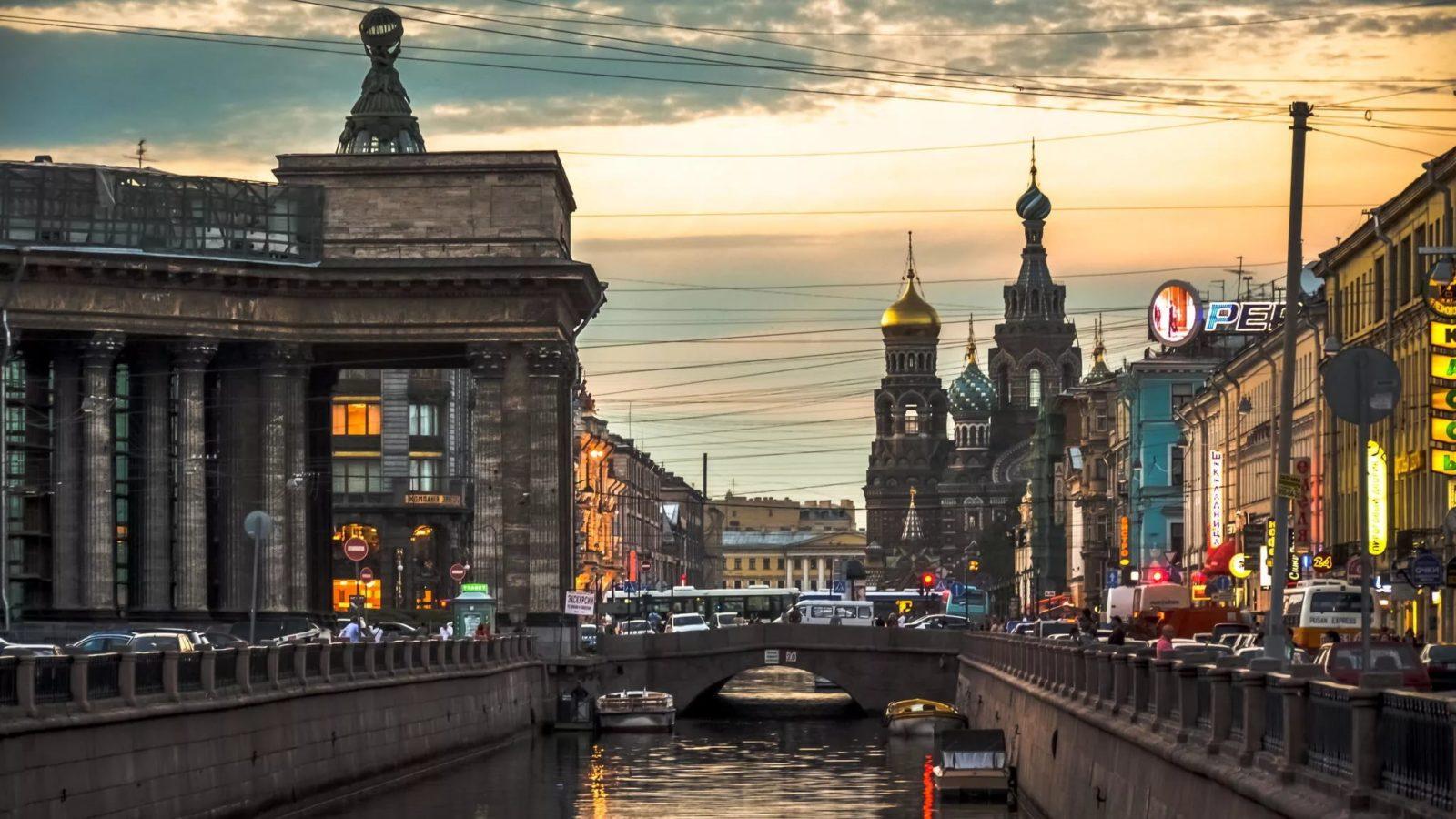 Санкт-Петербург самый лучший туристический город Европы