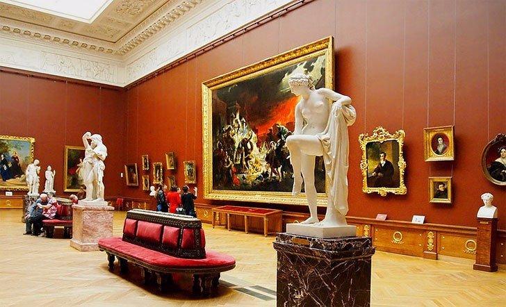 Русский музей два месяца будет открыт для бесплатного посещения