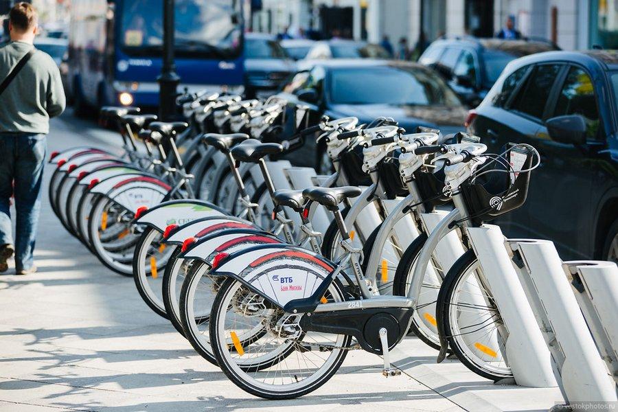В Санкт-Петербурге появится услуга велошеринга