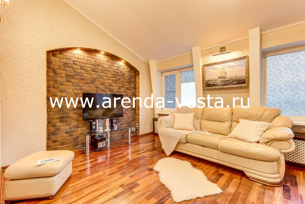 Новые шикарные апартаменты в Петроградском районе