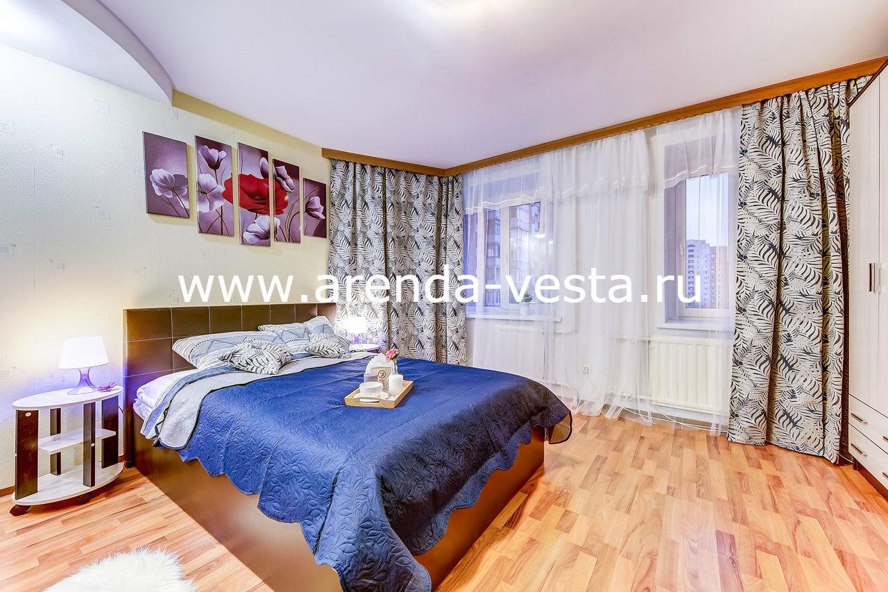 Новые апартаменты на ул. Савушкина