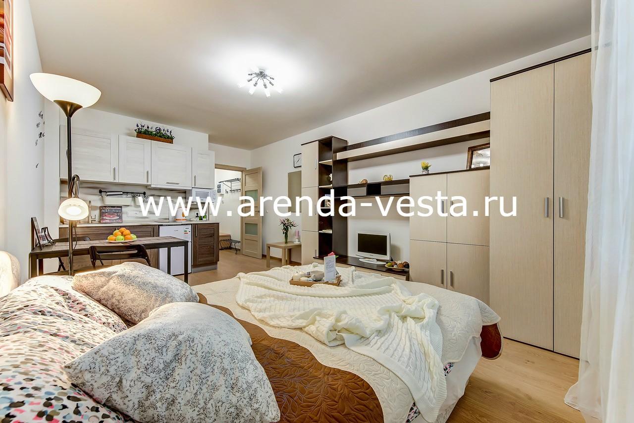 Трое новых апартаментов на проспекте Энергетиков
