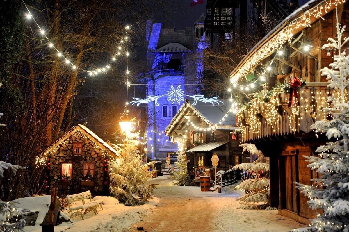 Самые популярные новогодние туристические направления для россиян
