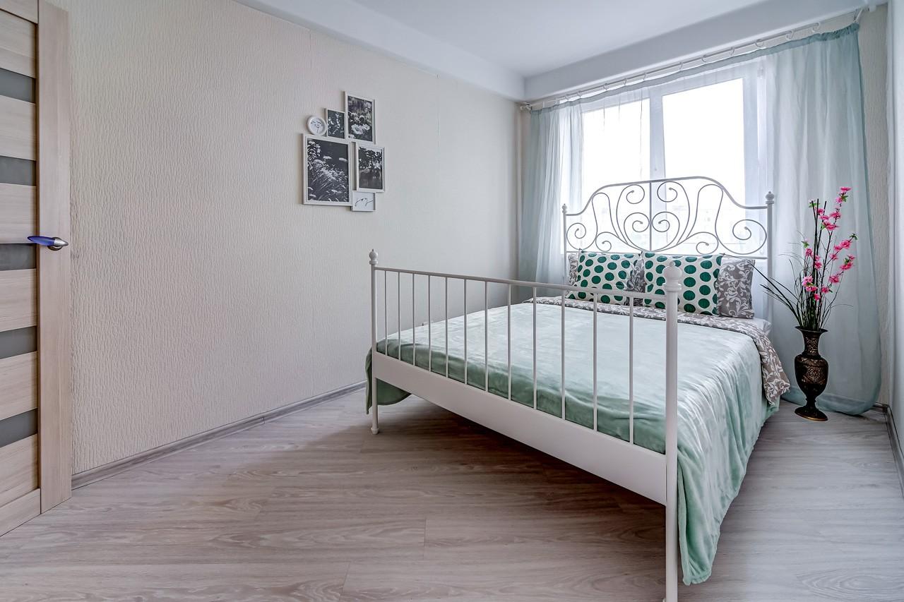 Новая двухкомнатная квартира в Выборгском районе (м. Просвещения)