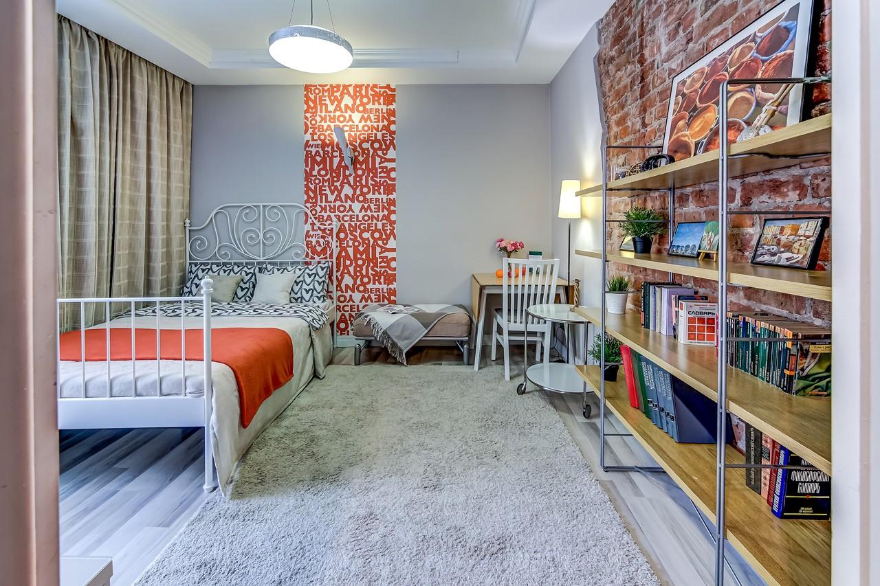 Обновление апартаментов на пер. Манежном (м. Чернышевская)